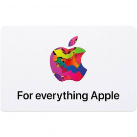 Apple Gift Card - App Store, Apple Music, iTunes, iPhone, iPad, AirPods, accessories, and more (Email Delivery) [Digital]